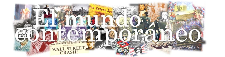 El mundo contempor neo historia y problemas for Significado de la palabra contemporaneo