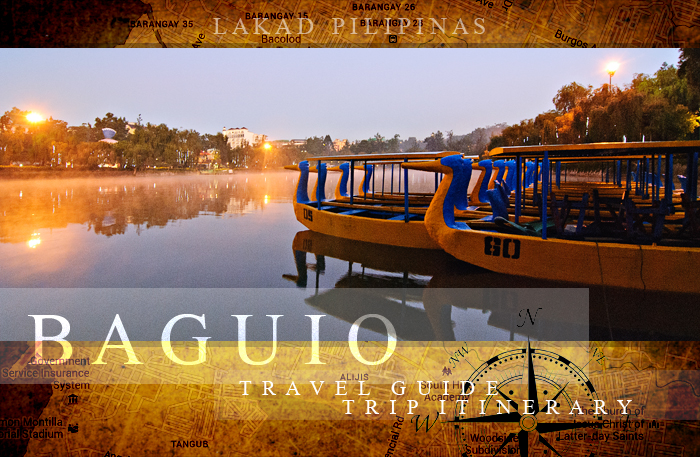 Baguio City Travel Guide and Itinerary
