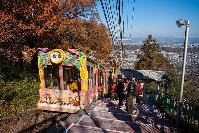 November, 2013 at Mt.Ikoma