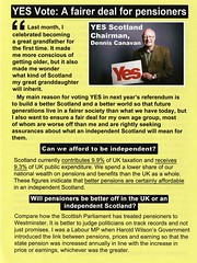 Yes Scotland leaflet, November 2013