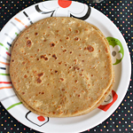 Broccoli Paratha Recipe