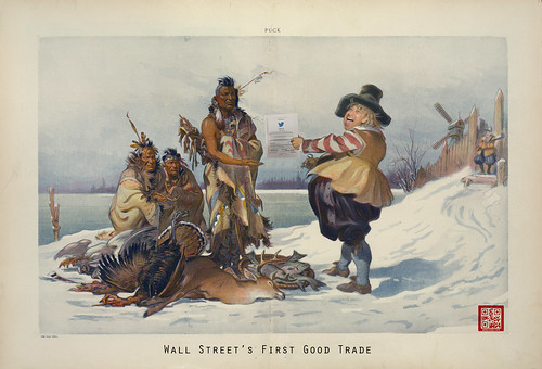 WALL STREET'S FIRST TRADE by WilliamBanzai7/Colonel Flick