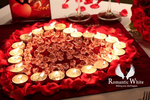 nhận tổ chức tiệc sinh nhật lãng mạn cho 2 người