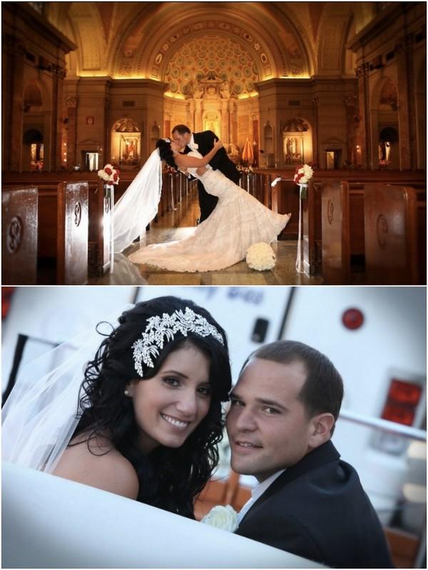 Bridal Styles Bride Gabriella & Rocco