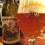 ベルギービール大好き!!プロッカーズビア Plokkersbier @ビスカフェ