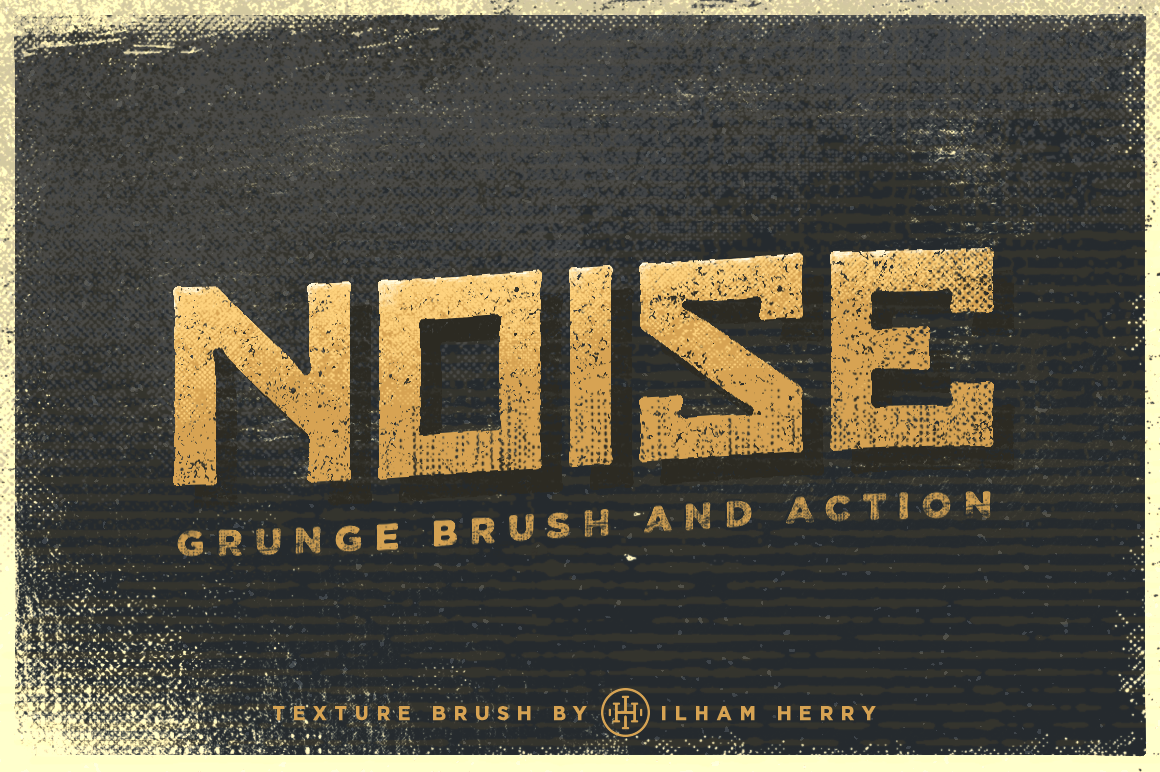 Noise Grunge Brush