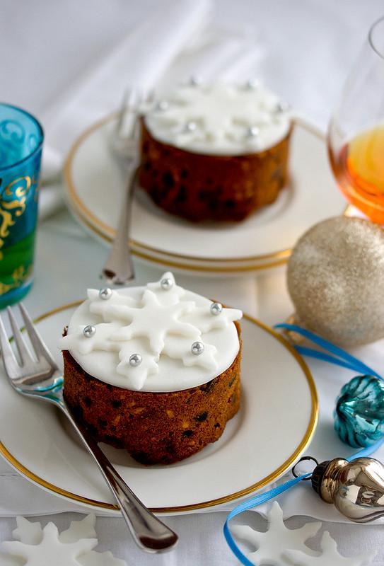 Christmas Cakes (Gourmet Traveller)