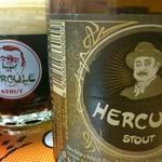 ベルギービール大好き!! エルゼルワーズ・エルキュール・スタウト Ellezelloise Hercule Stout