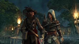 Assassin's Creed IV : Black Flag - Screenshot 1