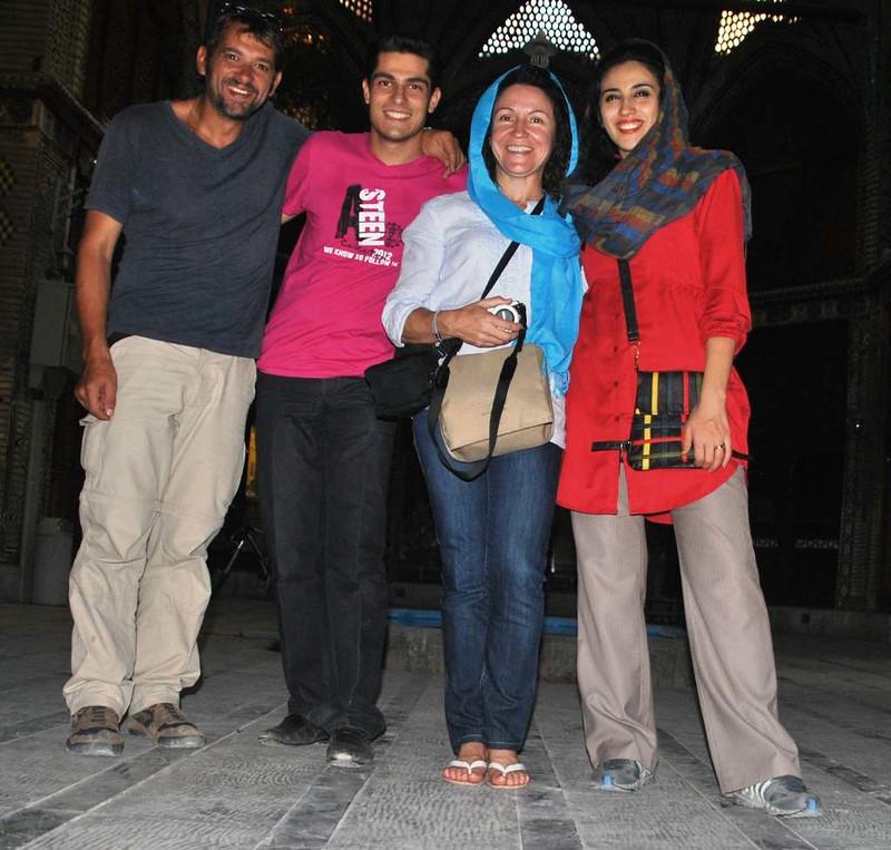 314 con Doña Callada, Rajo e Iman en Isfahan (3)