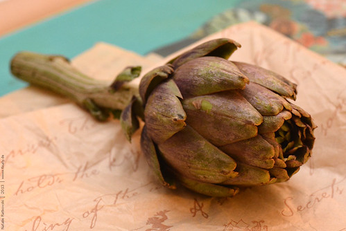 Artichoke, what else :-)
