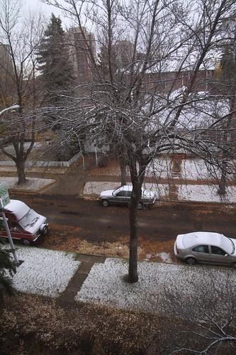 Snow Oct 27