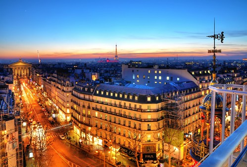 paris france bluehour printemps lheureblue paris9e
