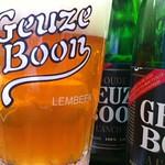 ベルギービール大好き!! ブーン・グーズ Boon Geuze