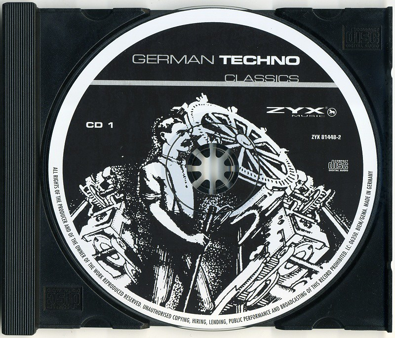 Various - Techno Classics Vol.4 - Best Of Trance And Hardtrance 1991 - 1996