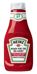 Heinz Ketchup for Super Bowl XLVIII