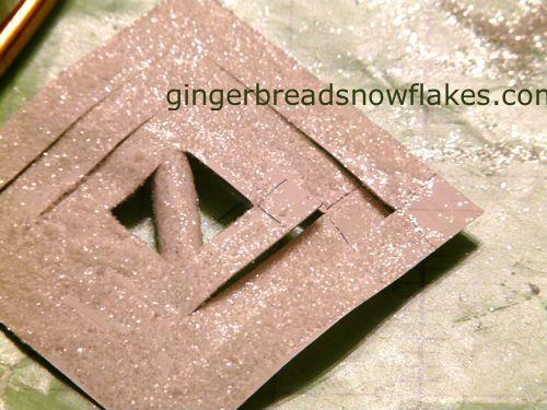 Barc Paper snowflakes