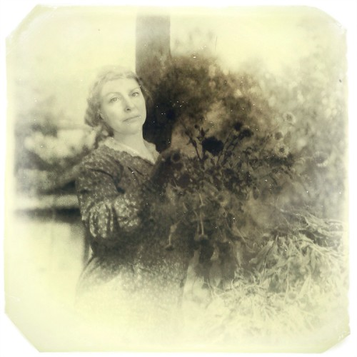 My Grandmother, Myself by Lumilyon