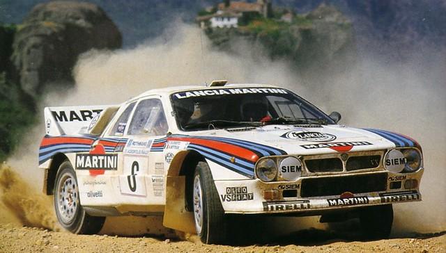 Lancia 037 Rally Abarth E2 By Ec555 Flickr Photo Sharing