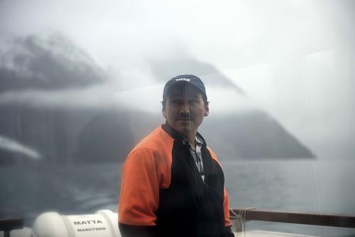 Skipper on Boat MATTA Manitsoq