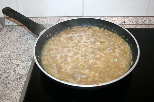 29 - Kurz aufkochen lassen / Boil up