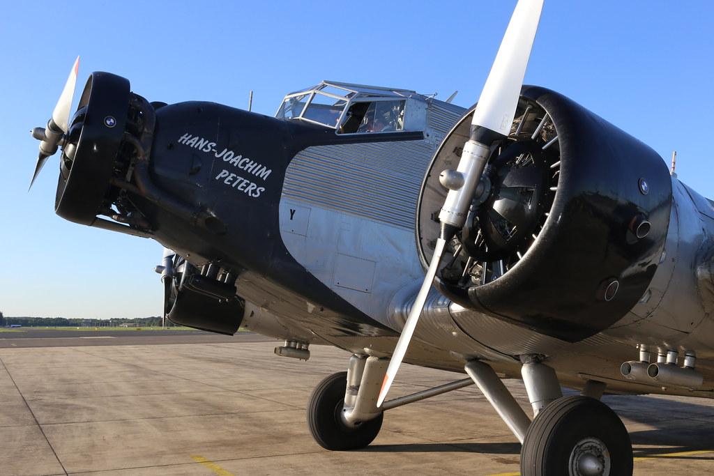 Ju-Air - Junkers JU-52 -HB-HOY
