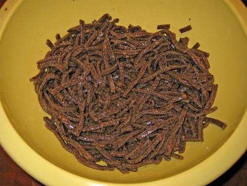 Prove di Soba ( con farina di grano saraceno) by fugzu