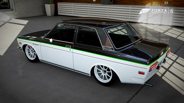FOR SALE] RB26 Swapped Datsun 510
