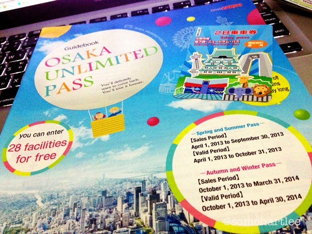 Osaka Unlimited Pass