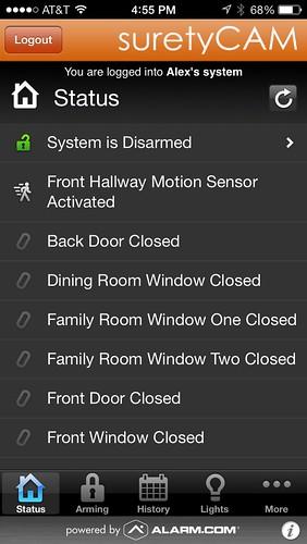 Diy Alarm Final Steps Selecting A Central Monitoring