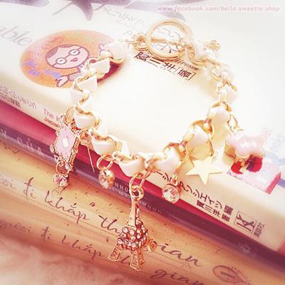 ☆ HELLO SWEETIE ☆ Đồng hồ/Phụ kiện thời trang mẫu mã chọn lọc (F21, H&M, Hello Kitty) - 2