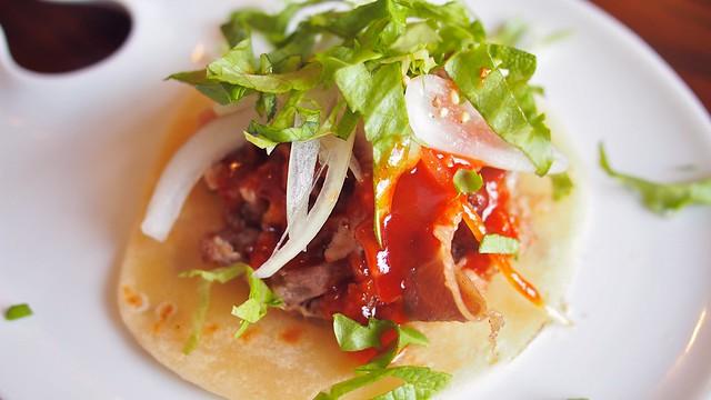 Wingtat Akakuro-Buta Pork | Damso Modern Korean Restaurant @ Vancouver, BC