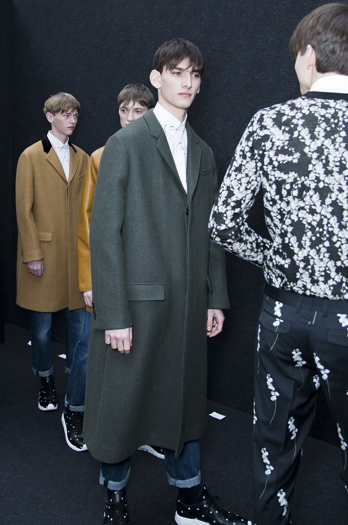 FW14 Paris Dior Homme251_Robbie McKinnon, Tommaso de Benedictis, Thibaud Charon(fashionising.com)
