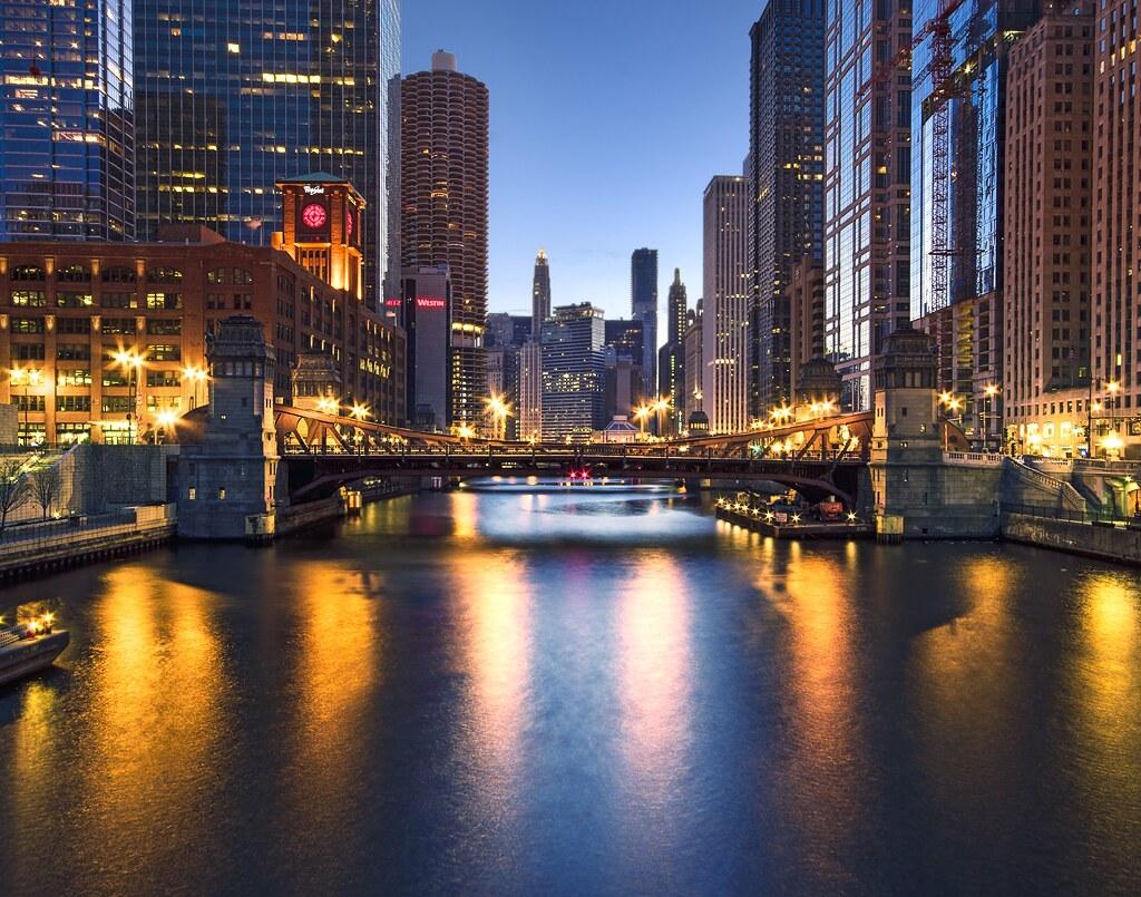 Hotels Near  North Lasalle Chicago