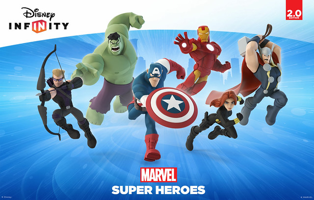Disney Infinity on PS4 and PS3