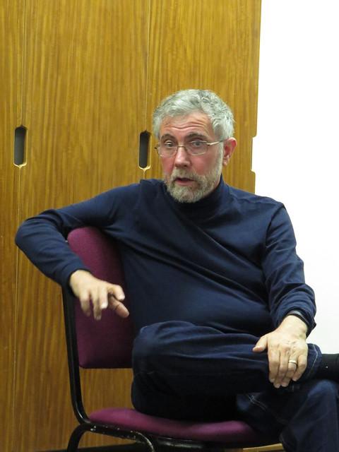 Paul Krugman nobel prize winning economist 203