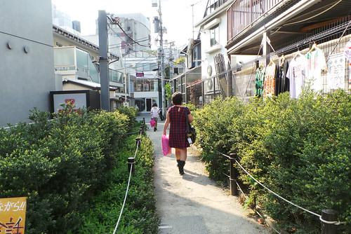 Cat Street Alley