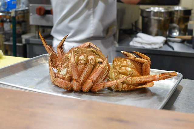 Japanese Hairy Crab