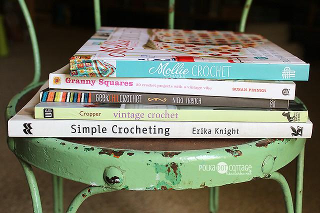To self-publish a crochet book