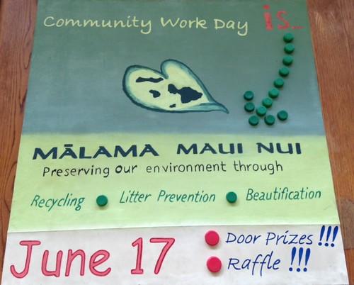 Malama Maui Nui flyer courtsey of MMN FB