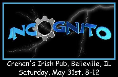 Incognito 5-31-14