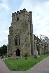 Battle, East Sussex - St Mary the Virgin