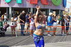 2014 Mermaid Parade Scenes