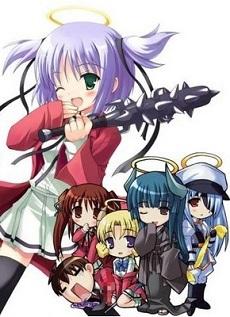 Xem phim Bokusatsu Tenshi Dokuro-chan - Bludgeoning Angel Dokuro-chan | Club-To-Death Angel Dokuro-chan Vietsub
