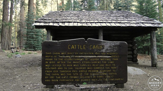 Cattle Cabin