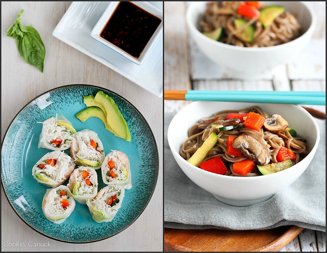 Asian-Inspired Noodles Recipes | cookincanuck.com