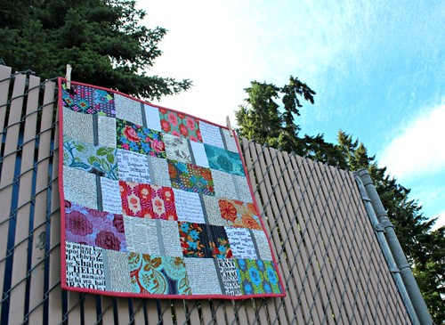 The Postcard Quilt
