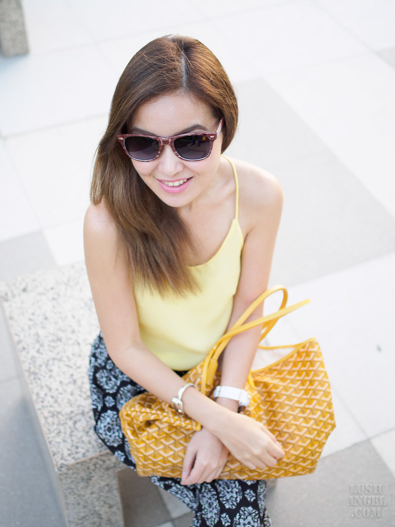 goyard-yellow
