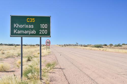 C35 road
