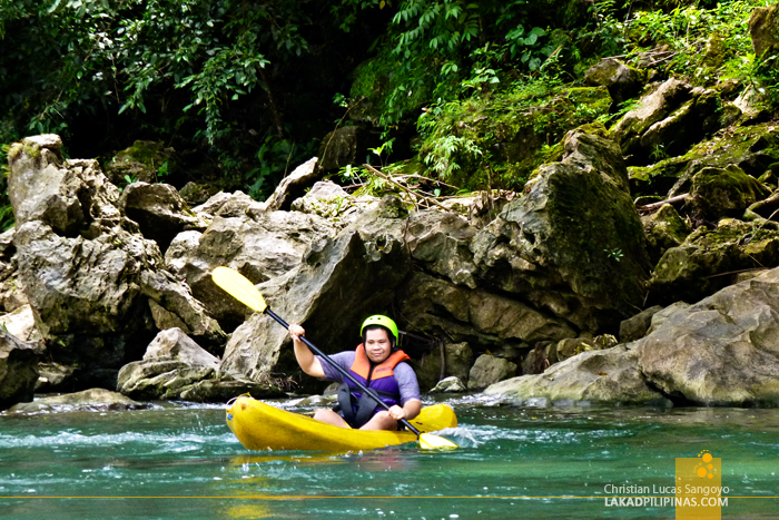 White Water Kayaking in Antique